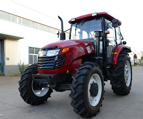 鲁中大型拖拉机